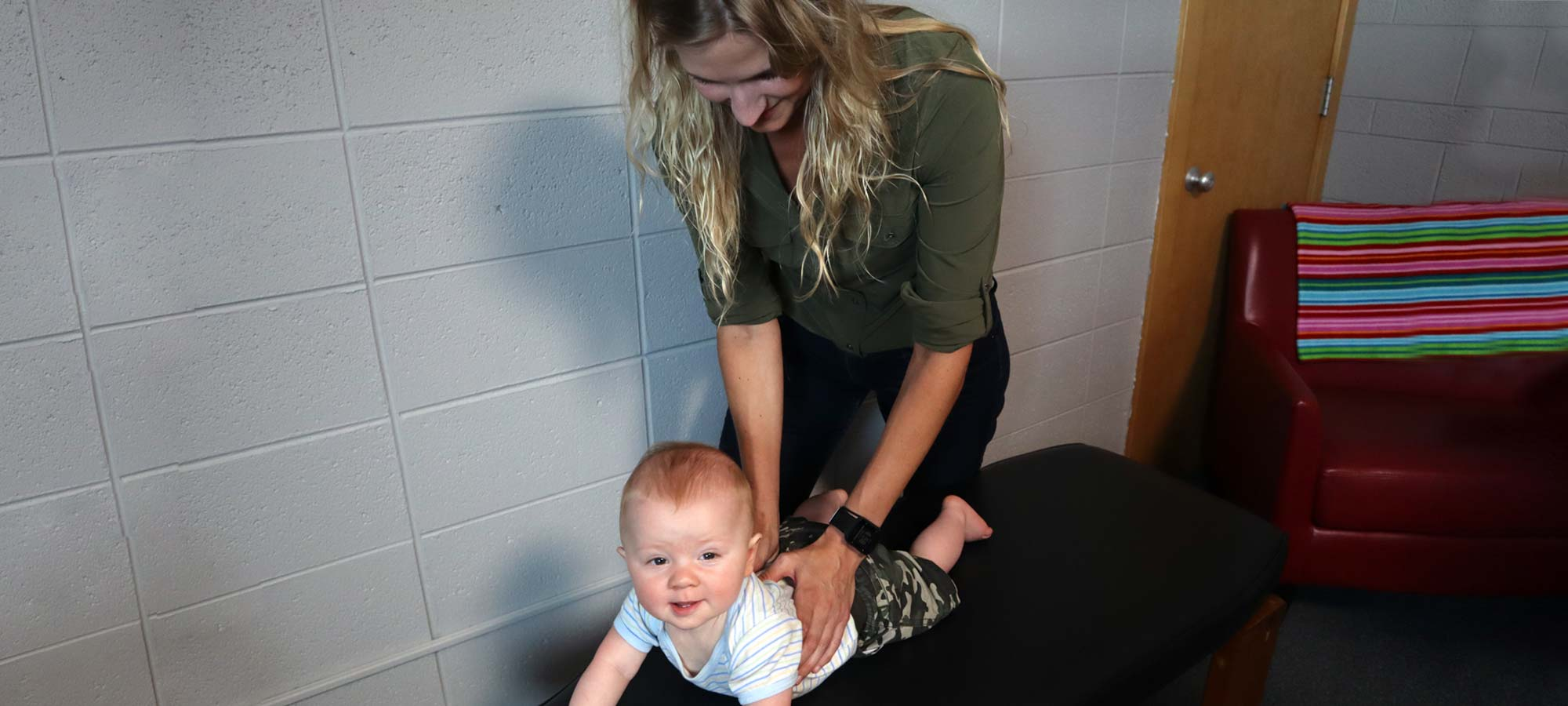 Chiropractor in La Crosse WI Amanda Berkley