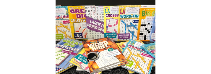 Chiropractic LaCrosse WI Crossword Puzzle Books