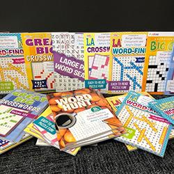 Chiropractic LaCrosse WI Crossword Puzzle Books